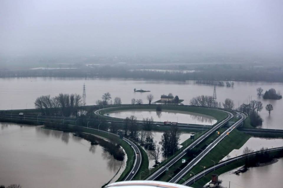 Bretella Campogalliano – Sassuolo e Alluvione