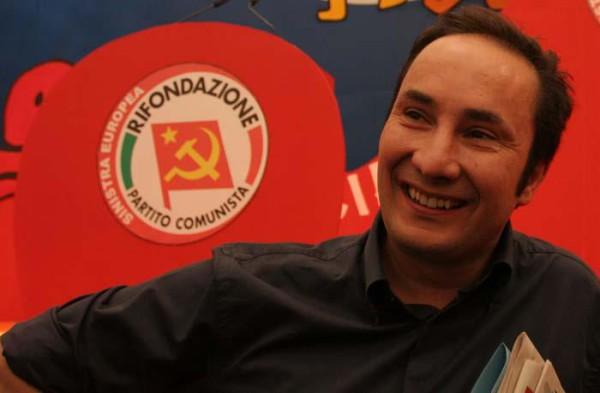 Acerbo (Prc): «Tante assemblee per consegnarsi a D'Alema e Bersani? Noi no»