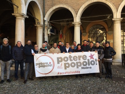 PaP Mo-Municipio Modena
