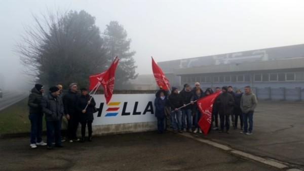 Solidarietà ai lavoratori della Frama Action di Novi denunciati dalla Polizia