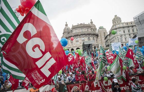 Prc sabato 9 febbraio in piazza a Roma con i sindacati