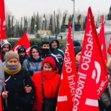 Italpizza, no alla repressione sindacale