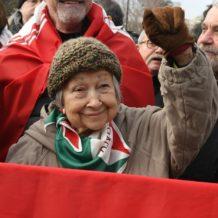 Lidia Menapace, la donna che ha difeso la democrazia